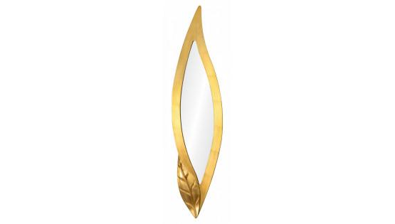 Зеркало Elena золото