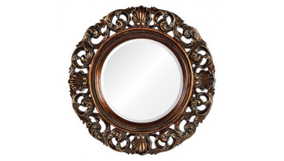 Зеркало Charles А88038-1 античная бронза
