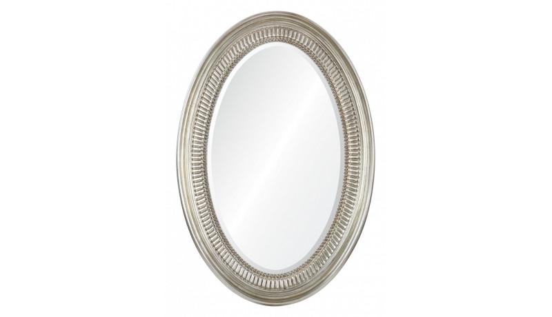 Зеркало Farista серебро