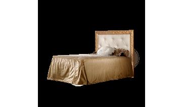 Кровать «Тиффани» (1,2 м) с мягким элементом