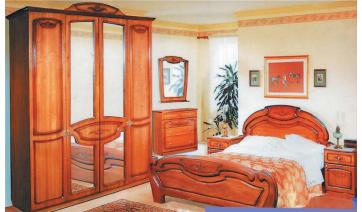 Спальный гарнитур «Александрина-1»