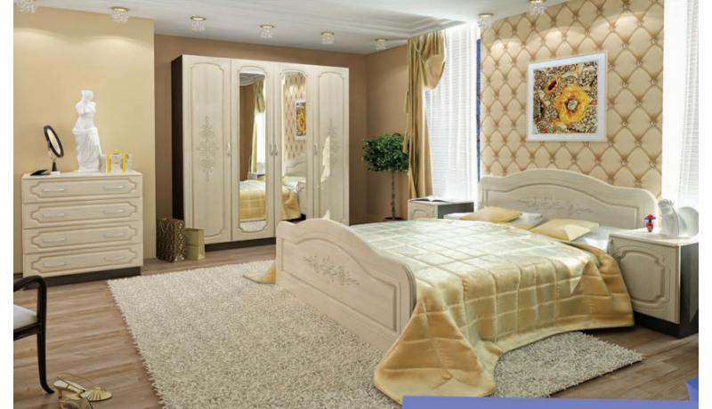 Спальный гарнитур «Монро»