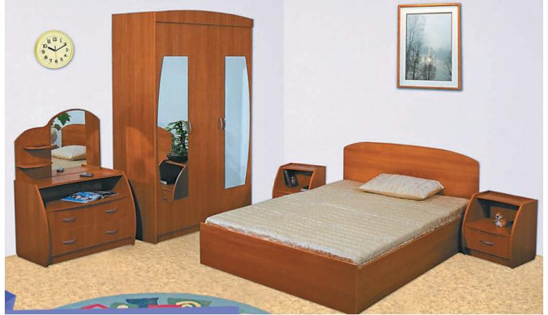 Спальный гарнитур «Истра»
