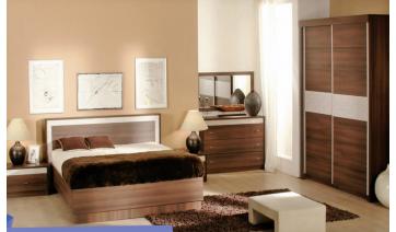 Спальный гарнитур «Сонет»