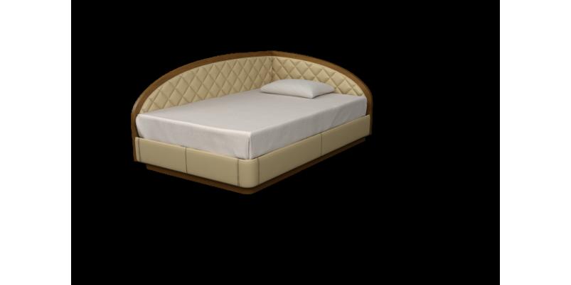Кровать TORIS «Атриа Е» Серия Атриа Тинто