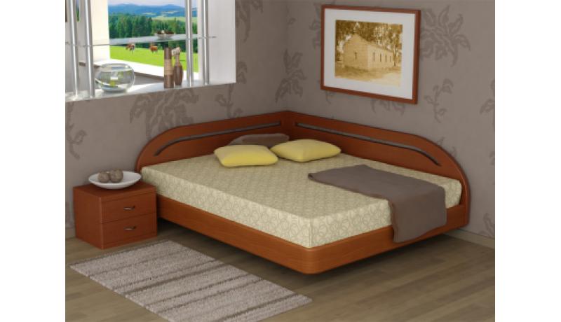 Кровать TORIS «Мати В» Серия Мати Румо