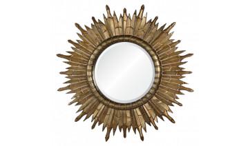 Зеркало Chelsea золотой шампань