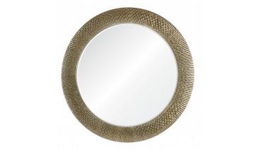 Зеркало Penelope античное серебро