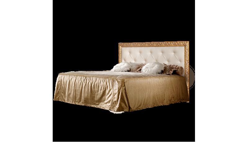 Кровать «Тиффани» (1,4 м) с мягким элементом с подъемным механизмом