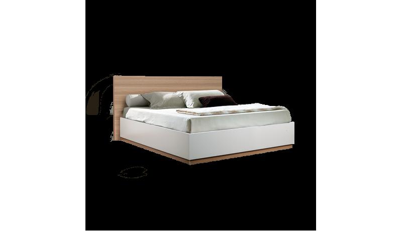 Кровать «Арго» (1,8 м) без мягкого элемента с подъемным механизмом