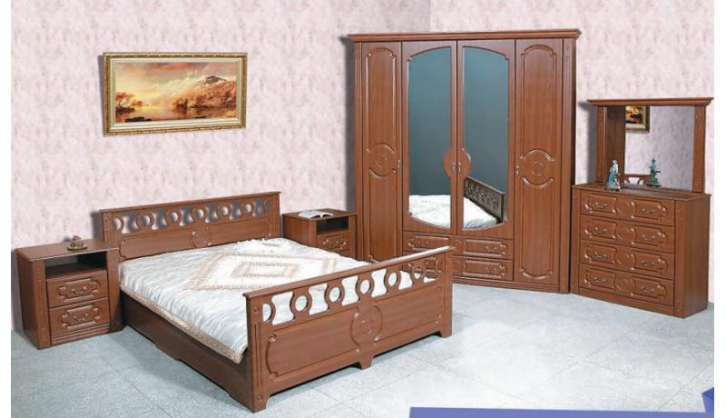 Спальный гарнитур «Натали-5»