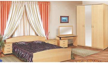 Спальный гарнитур «Эми»