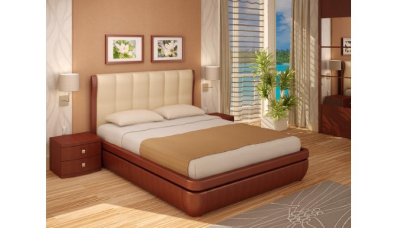 Кровать TORIS «Тау 1» Серия Витори