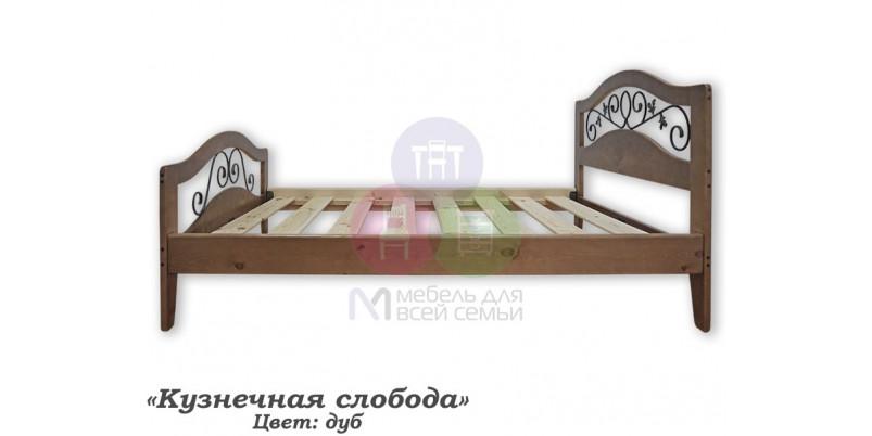 Кровать «Кузнечная слобода»