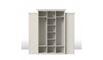 шкаф 5-ти дверный (корпус, малые боковые двери в комплекте)