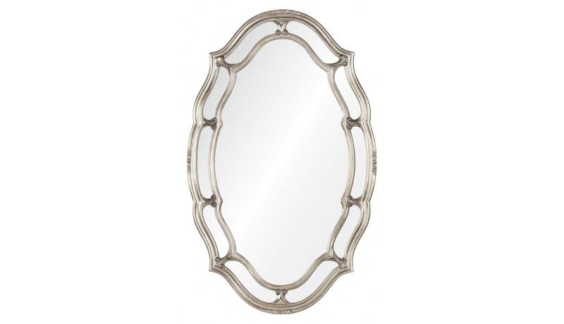 Зеркало Elizabeth серебро