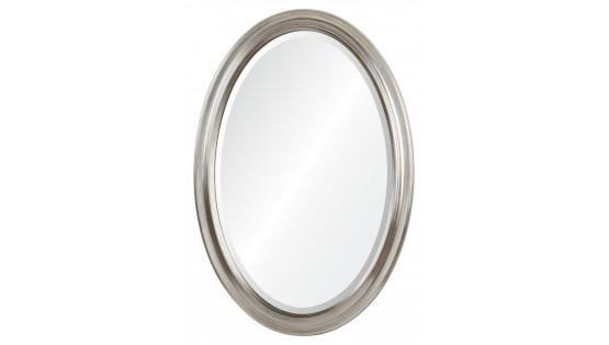 Зеркало Ashton серебро