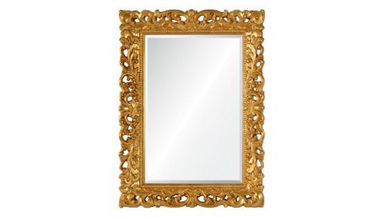Зеркало Angelica золото