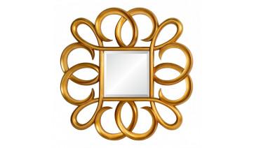 Зеркало Rolf золото