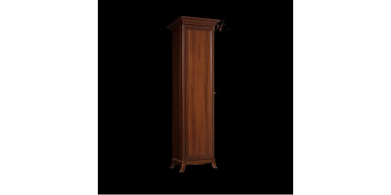 Шкаф «Амели» 1-но дв. (без зеркал) на ножках
