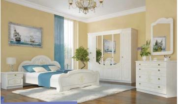 Спальный гарнитур «Сильва»