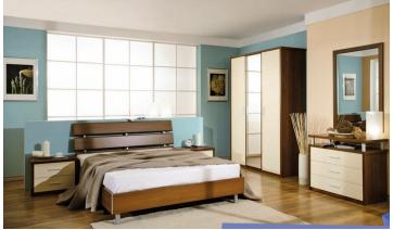 Спальный гарнитур «Патрисия»