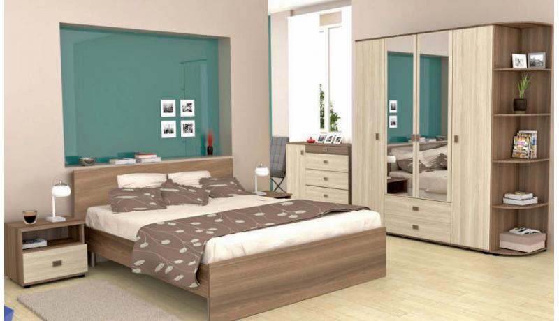 Спальный гарнитур «Шелла»