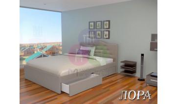 Кровать «Лора»