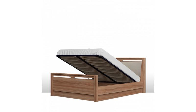 кровать-2 с подъемным основанием 1400