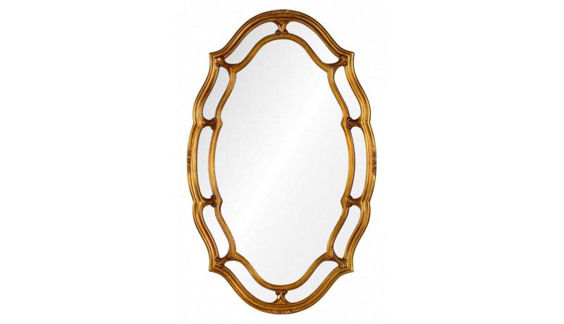Зеркало Elizabeth античное золото