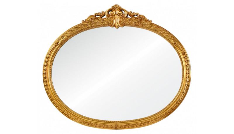 Зеркало DaVinci золото