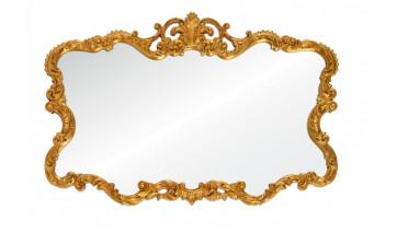 Зеркало Victoria золото