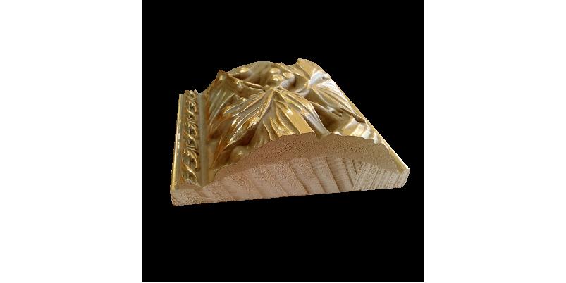 Кровать «Тиффани» (1,8 м) с мягким элементом
