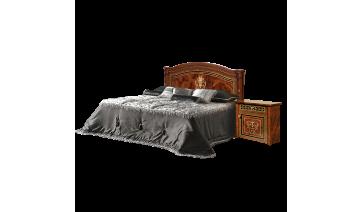 Кровать «Карина-3» (1,6 м) (1 спинка - шелкография)