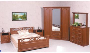 Спальный гарнитур «Акрополь»