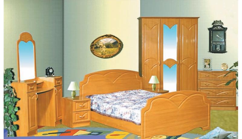 Спальный гарнитур «Натали-1»