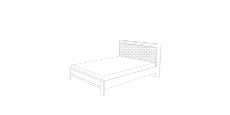 кровать-1 с основанием 1400