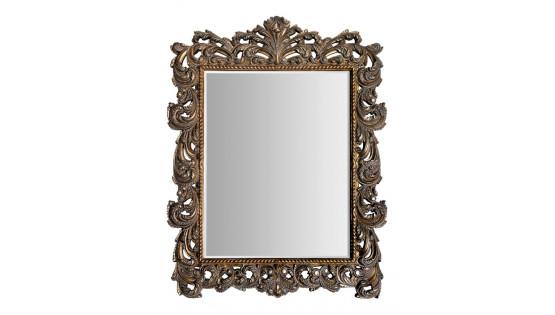 Зеркало Napoleon античное серебро