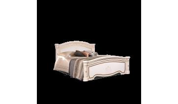 Кровать «Карина-3» (1,6 м) (2 спинки - шелкография)