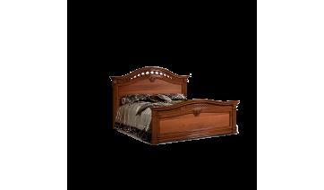 Кровать «Европа-7» (1,6 м) (Delia) с одной спинкой с подъемным механизмом