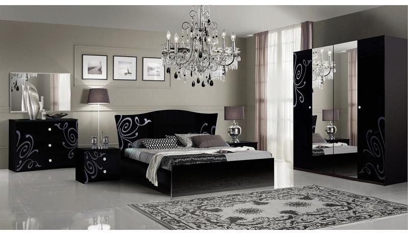 Спальня «Европа-9» Black