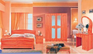 Спальный гарнитур «Злата»