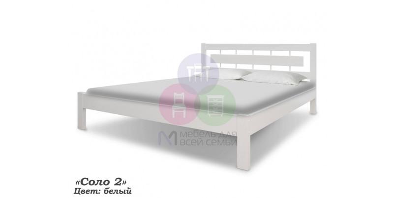 Кровать «Соло-2»