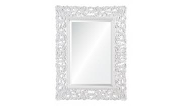 Зеркало Alvaro белое