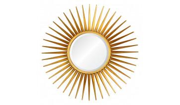 Зеркало Calypso золото