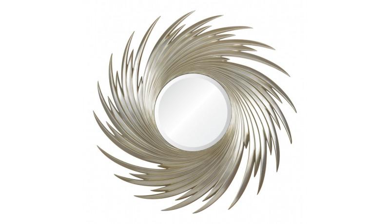 Зеркало Fortuna серебро