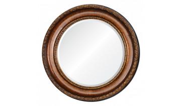 Зеркало Odalis медное