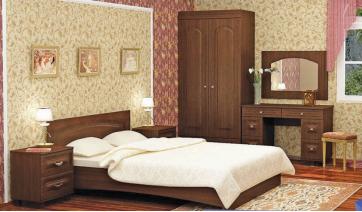 Спальный гарнитур «Розалия»