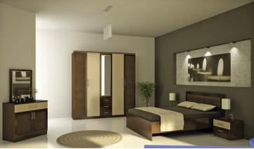 Спальный гарнитур «Нефертити»