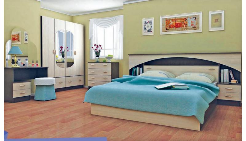 Спальный гарнитур «Симона»